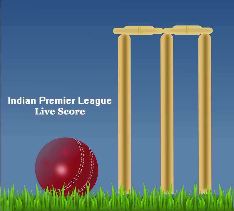 Vivo IPL Live Score