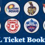 Vivo IPL Ticket Booking Online