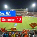 IPL 2020 Guwahati Schedule